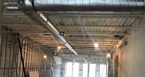 Air duct cleaning & installation services